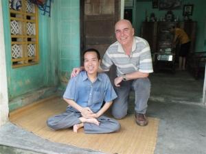 2013-09-27 Besuch bei Han und Hanh (1)