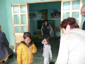 Bernd und Margita zu Besuch bei Thanh